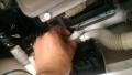 津島市 日立製ドラム洗濯機循環ダクト外