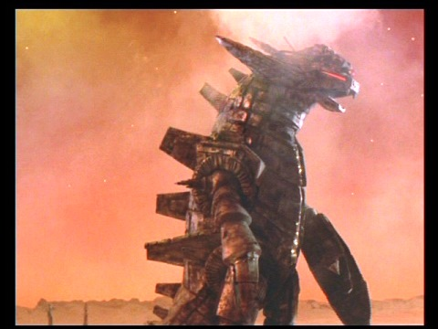 超合体怪獣 グランドキング