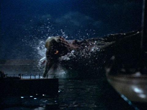 ヨットを襲うテロチルス