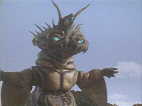 宇宙スパーク大怪獣 バゾブ