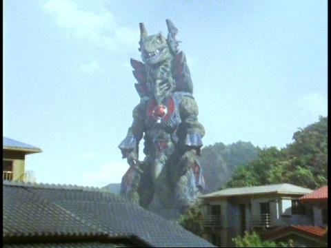 恐竜兵器 ウェポナイザー1号
