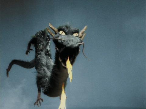 万蛇怪獣 怪竜