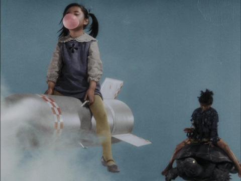 乙姫を追いかける太郎