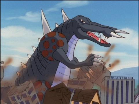 分裂怪獣 ワニゴドン
