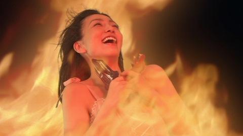 連続放火魔の菅生ユウカ(演:深華)
