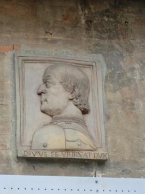 ウルビーノ ドゥカーレ宮殿