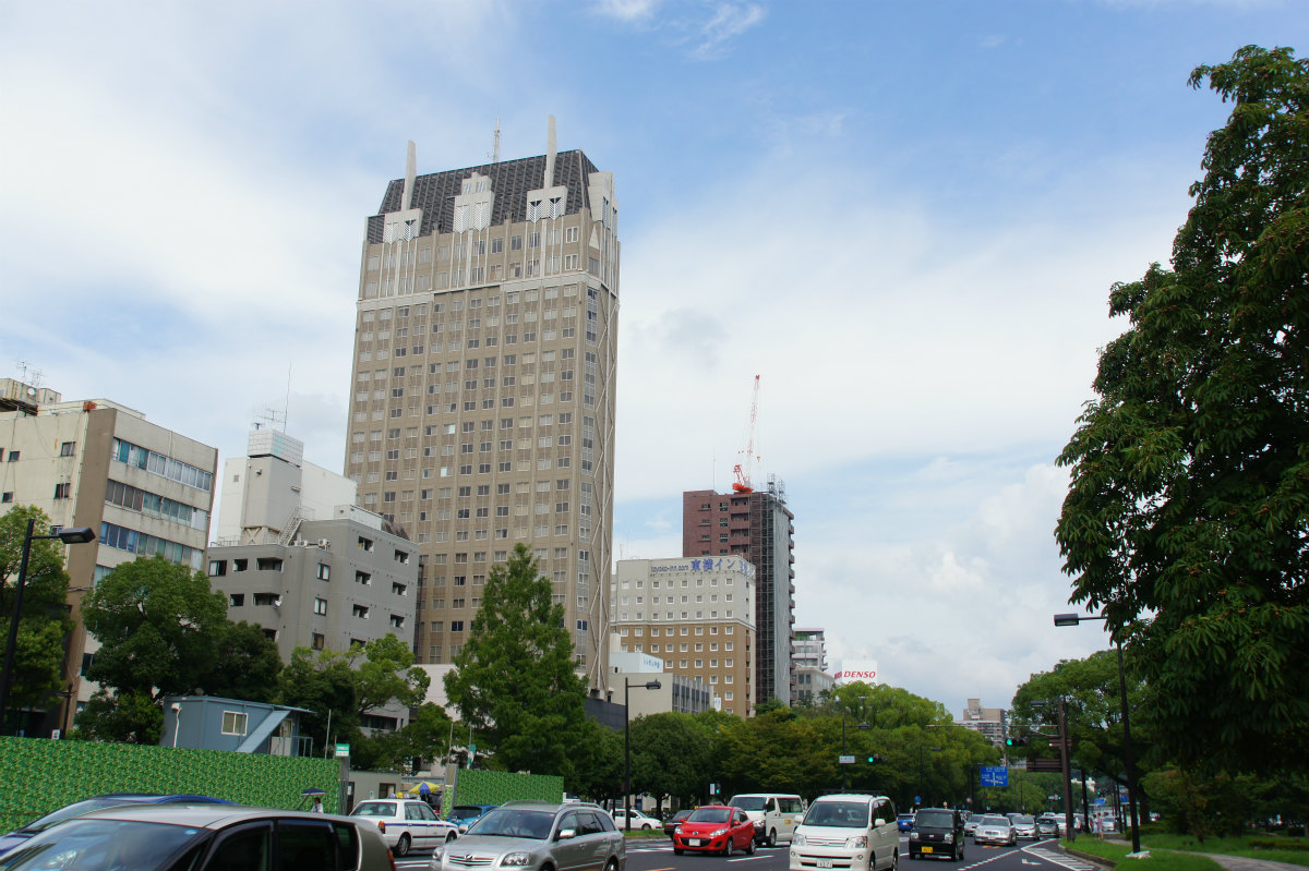 平和大通り - Peace Boulevard (Hiroshima)