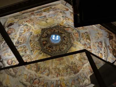 クーポラ天井画