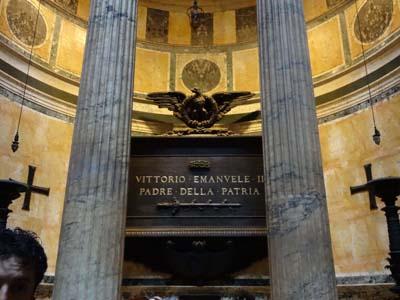 エマヌエーレ墓