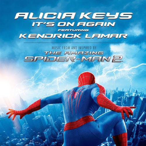 Alicia Keys- It's On Again Ft. Kendrick Lamar