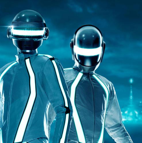 Daft Punk - Computerized Ft. J.Cole (Kero One remix)