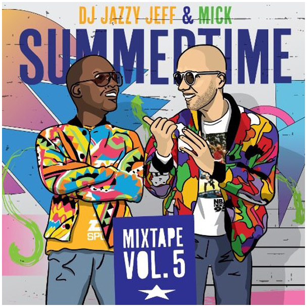 00 DJ Jazzy Jeff Mick Boogie - Summertime Mixtape05