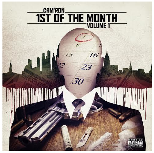 Cam'ron- 1st Of The Month Vol. 1 EP