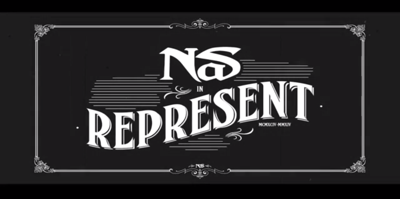 00 Nas - Represent [Official Video]1