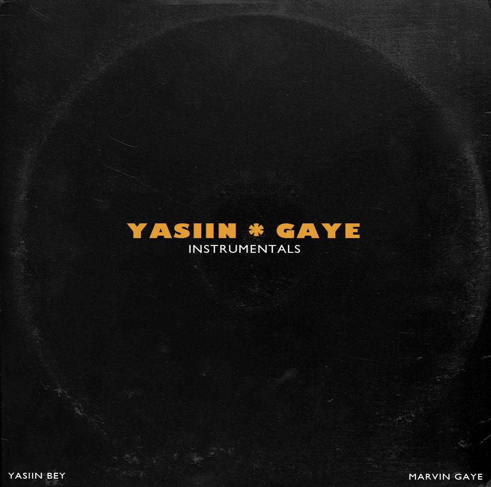 Amerigo Gazaway-Yasiin Gaye: The Departure (Side One) Instrumentals