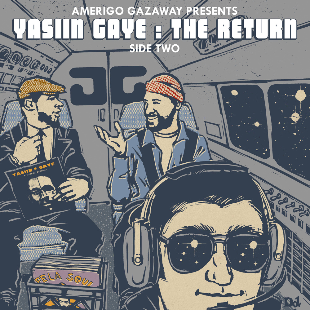 YASIIN GAYE - THE RETURN (SIDE TWO)