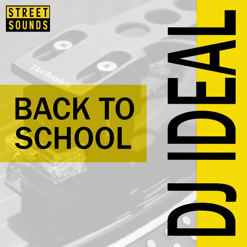 DJ IDEAL - Old School Mix [Mixtape]