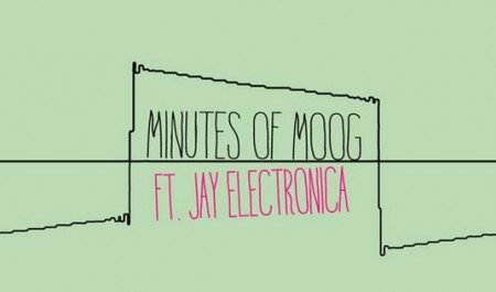 The New Royales - Minutes Of Moog Ft. Jay Electronica