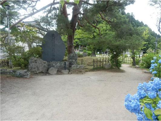 弁慶のお墓