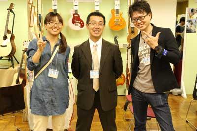 東京ハンドクラフトギターフェス2014-2-1
