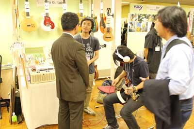 東京ハンドクラフトギターフェス2014-2-3