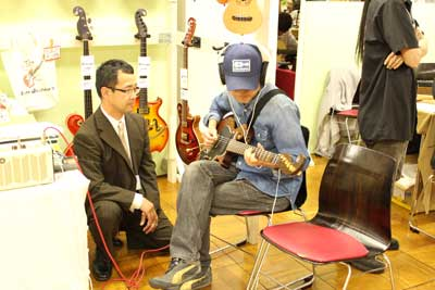 東京ハンドクラフトギターフェス2014-2-4