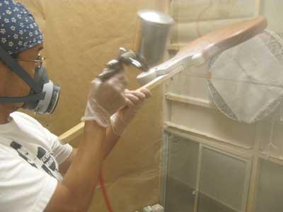 エレキベース塗装方法-02