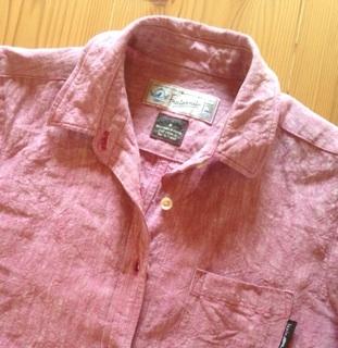 リネンナチュールシャツ8