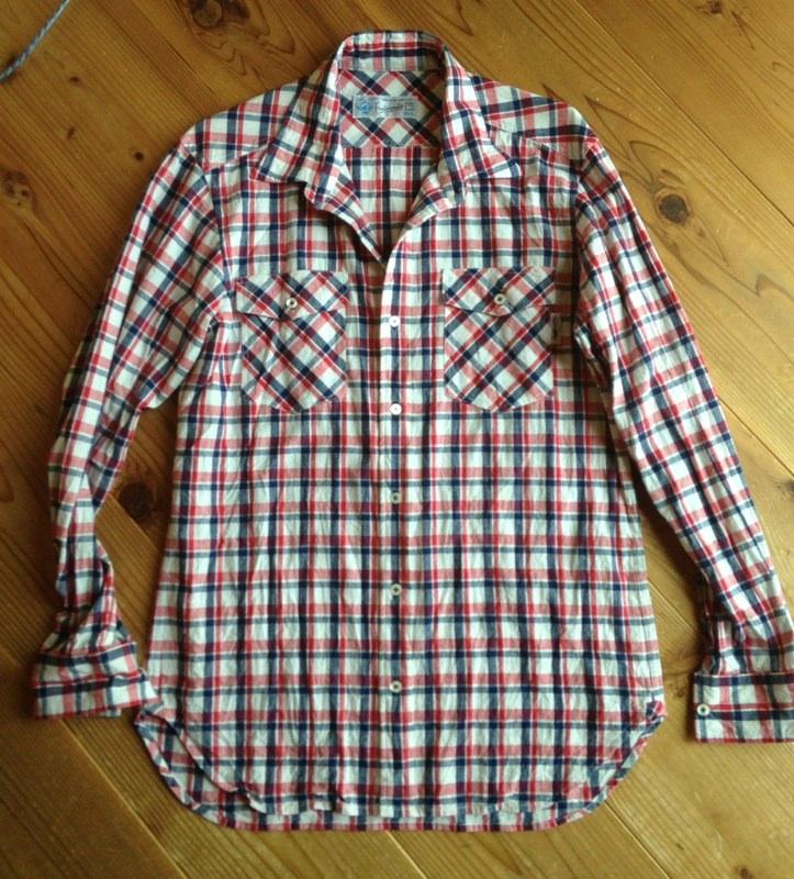 メンズシャツ4