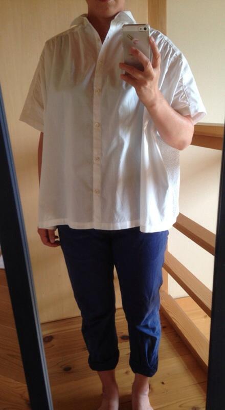 モモンガシャツ2