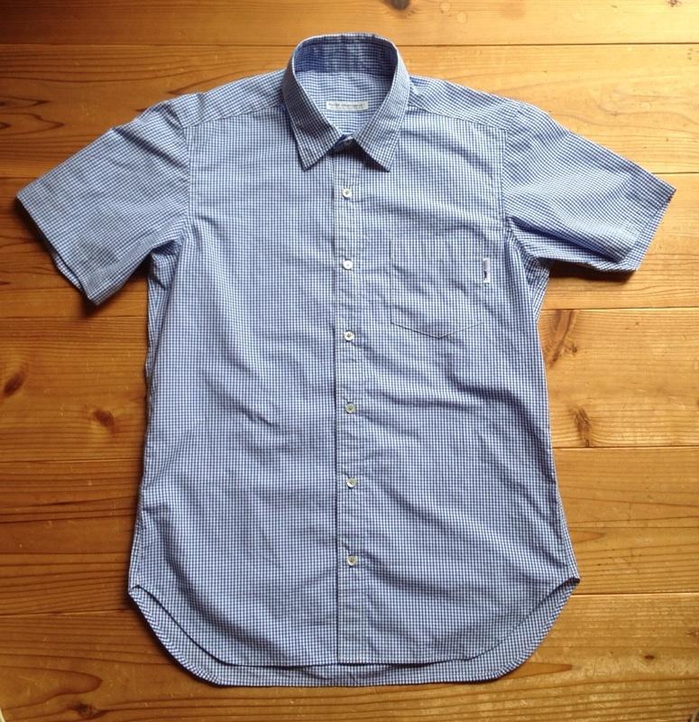 メンズシャツ半袖4