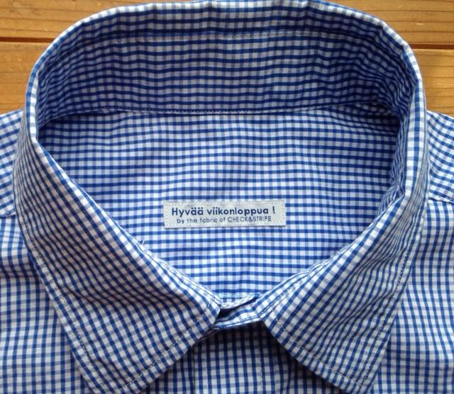 メンズシャツ半袖5