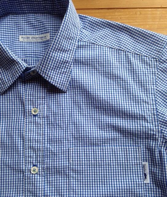 メンズシャツ半袖6