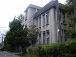 アドミッションセンター(旧法文学部心理学教室)