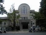 保存図書館(工学部図書館・工学部食堂・旧本部図書館)
