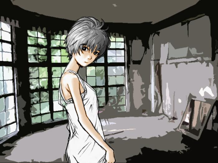 籠城ノ少女