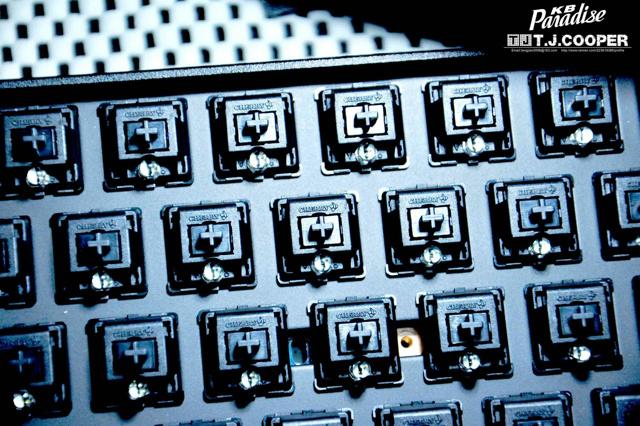 【キーボード】KBParadise 『V60 mini (KBPV6000)』 画像など
