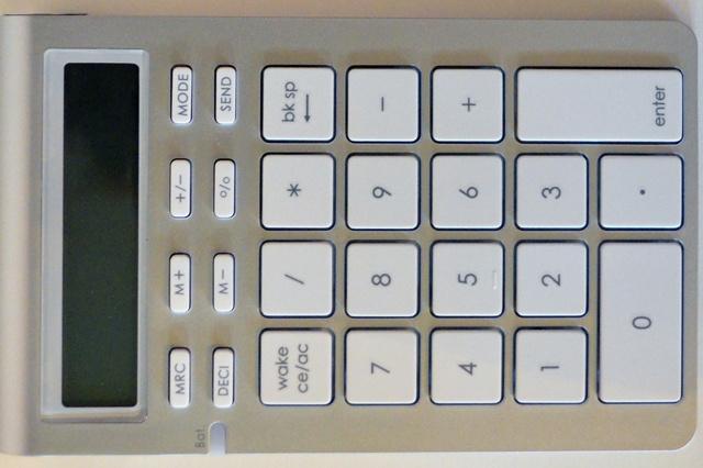 satechi wireless smart keypad manual