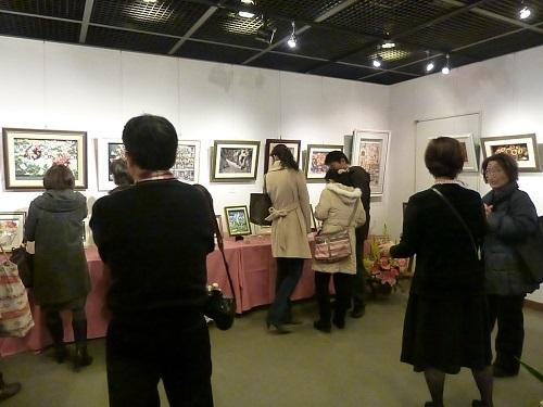 2014 作品展  会場編 9 - コピー