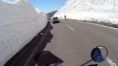 雪の壁MAX