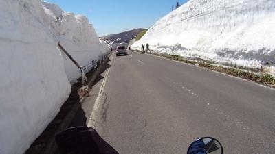 雪の壁MAX2