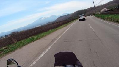 遠くに見える浅間山2