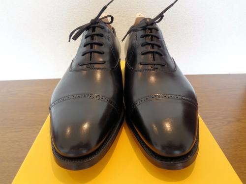 JOHN LOBB STRAIGHT CHIP SHOES