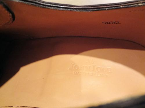 JOHN LOBB DOUBLE MONK-STRAP SHOES