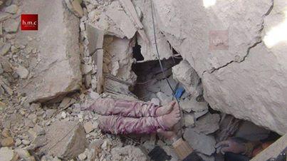 シリア爆撃