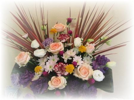 ユウタのお花屋さん ありがとうございます