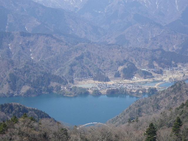 宮が瀬湖1403
