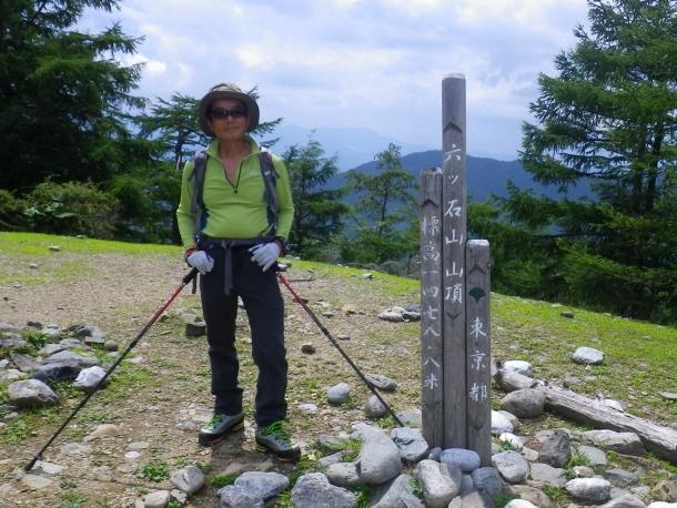 六ツ石山140802