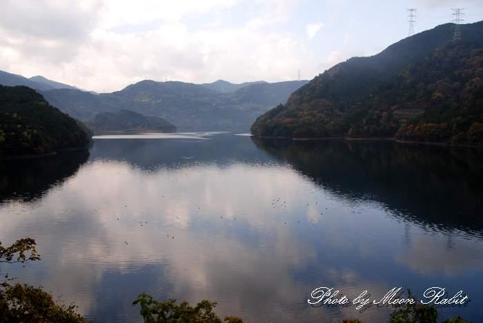黒瀬湖 愛媛県西条市黒瀬