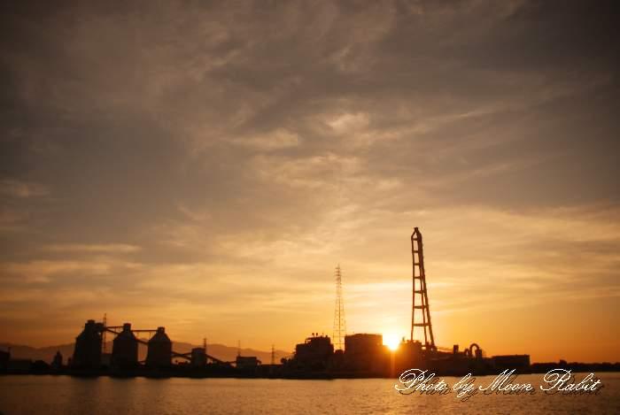 四国電力西条発電所 海 愛媛県西条市喜多川853